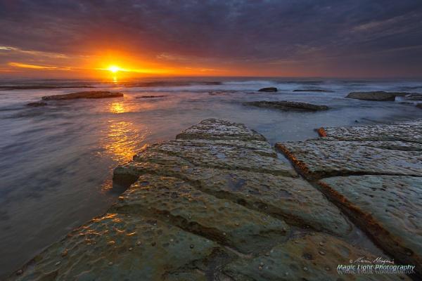 Shelley Beach Sunrise by kmorgan3