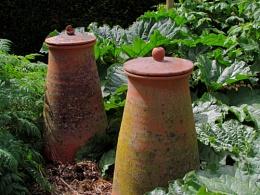Rhubarb Forcing Pots 2