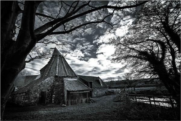 Preston Mill in January #2 by KingBee