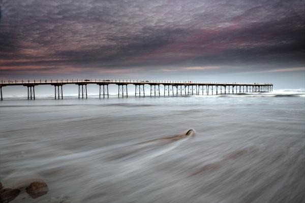 morning tide by steviehutch
