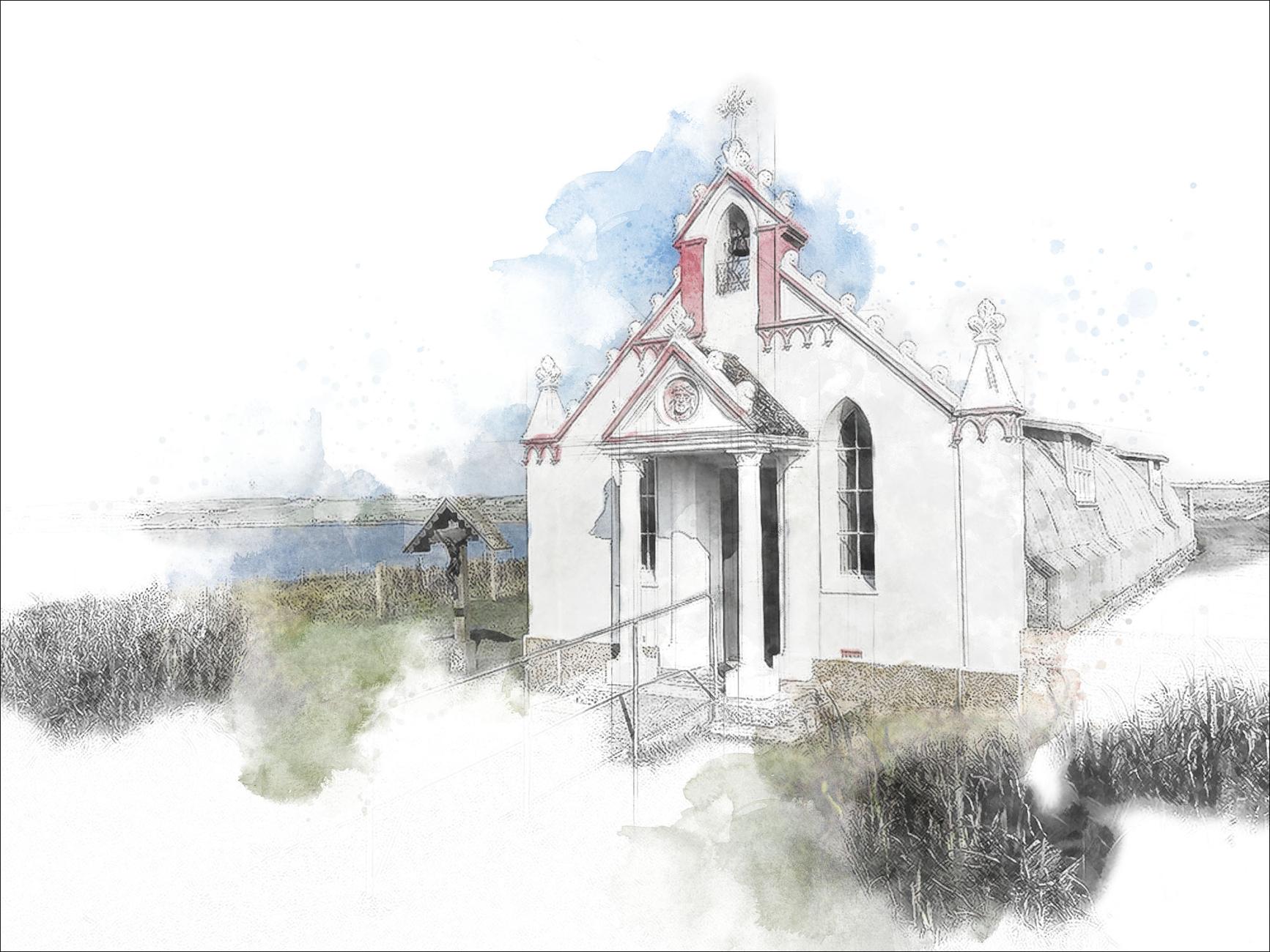 The Italian Chapel - Orkney