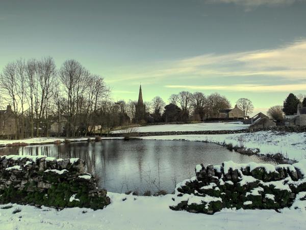 January Afternoon by ianmoorcroft