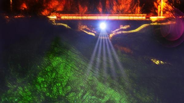 The Bridge ... by RLF
