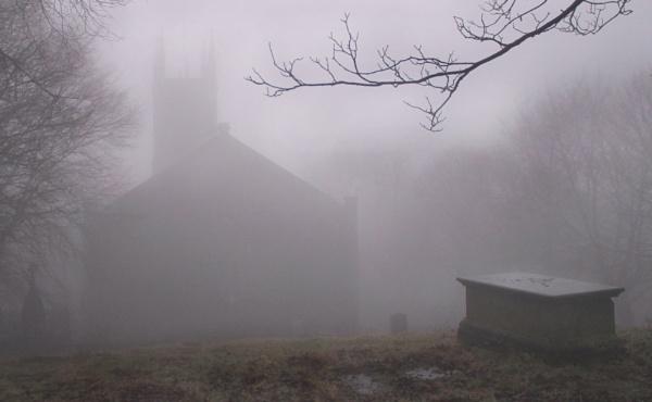 Saddleworth Church by michaelfox