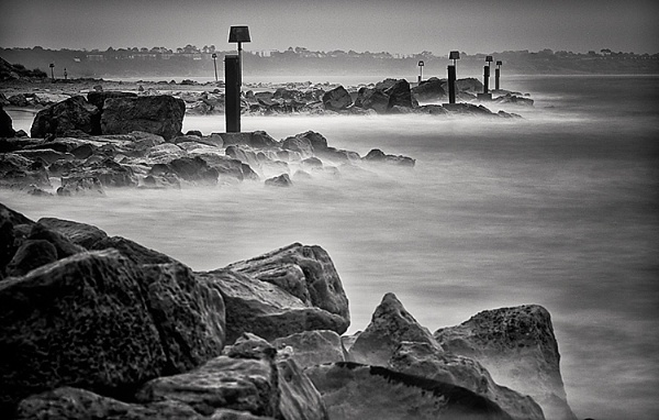 Winter seaside by Inspired_images