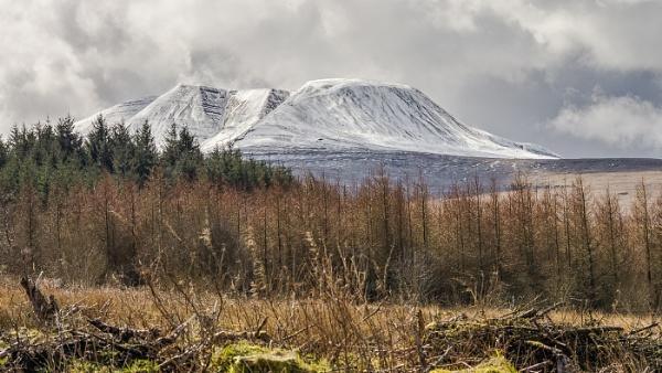 The Black Mountain by Kilmas