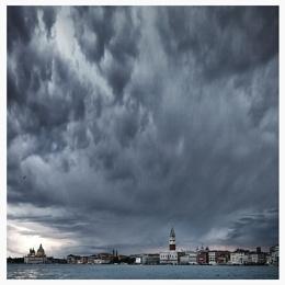 Leaving Venice ...