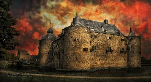 Castle Black. by colijohn
