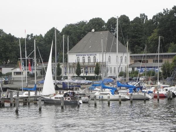 Rostock Yacht Club by voyger1010