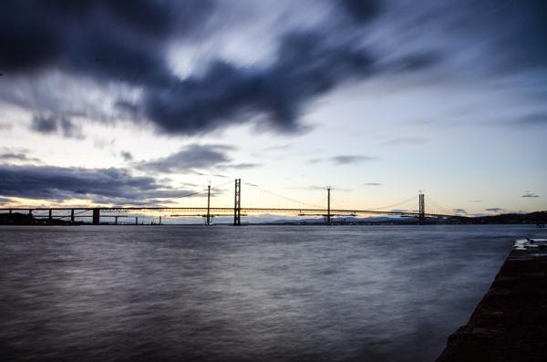 Forth Bridge by widtink