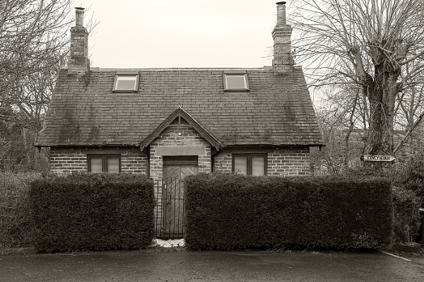 The cottage at Coveyheugh by milepost46