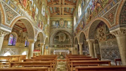 St. Stephanus church, Bet Jimal, Israel