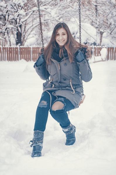 Snow Baby by lyusifon