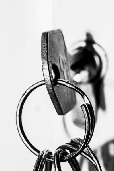 Key ring by Madoldie