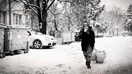 Winter in the city V