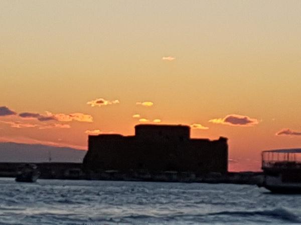 Paphos castle at sunset.. by Suzie69