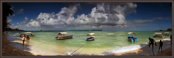 Neil Island by prabhusinha