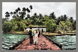 Way to Viper Island