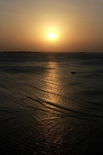 Zanzibar sunset by babajoshua
