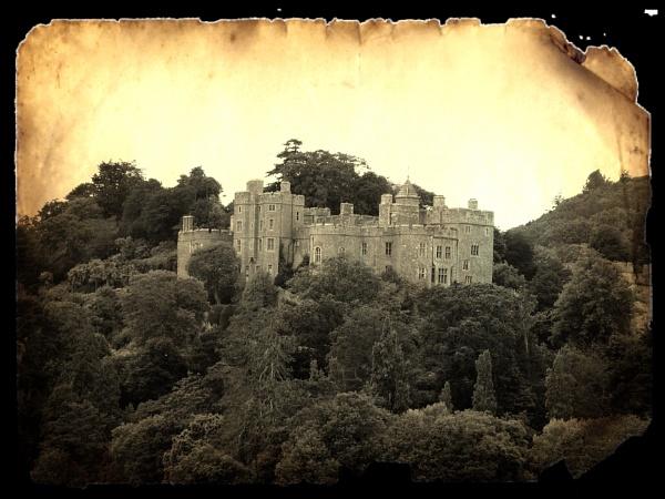 Dunster Castle by HobbitDave