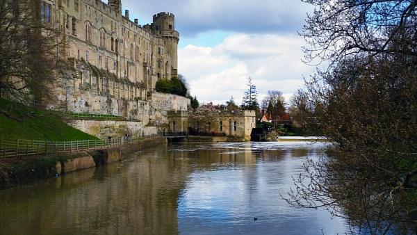 Warwick Castle by tracy18