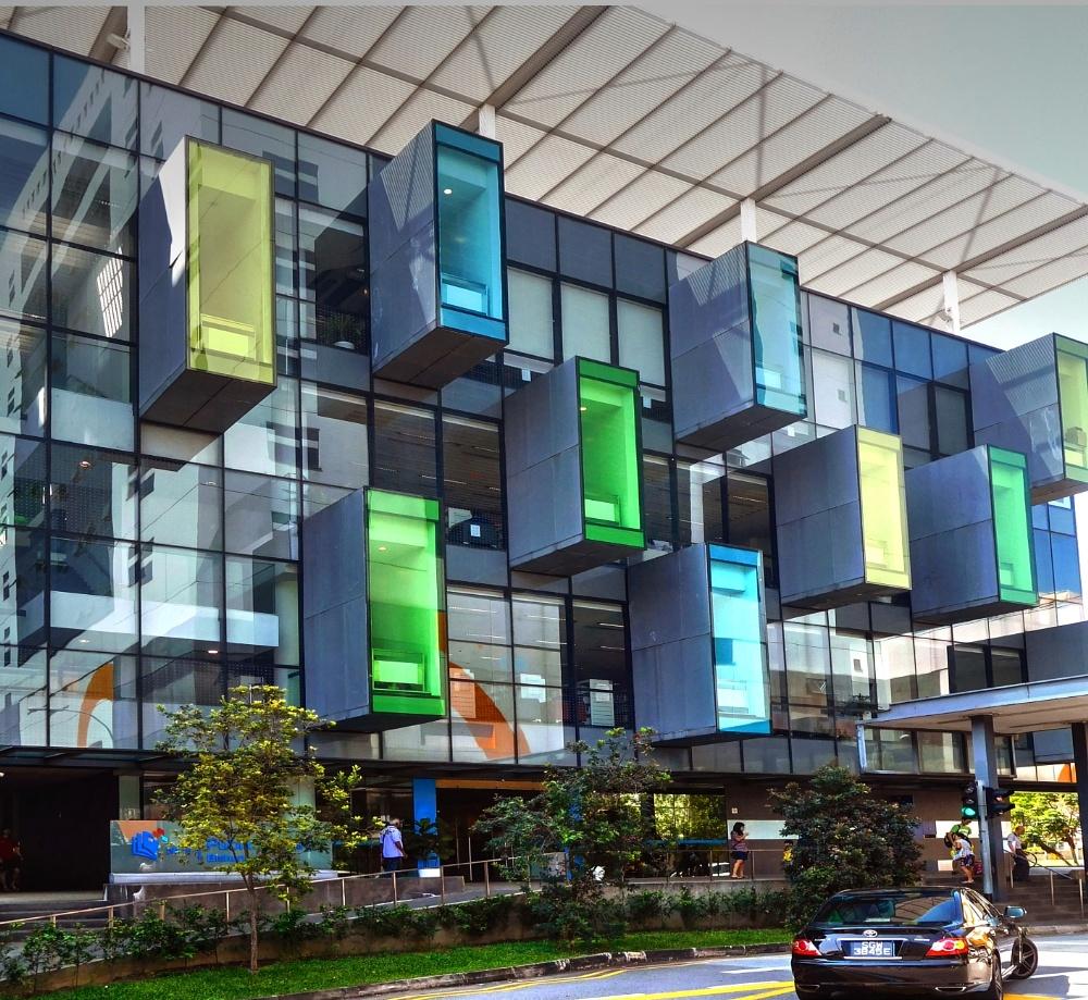 "Результат пошуку зображень за запитом ""bishan public library singapore"""