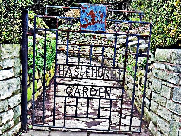 Garden Gate by Gypsyman
