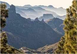 Mountains of Gran Canaria