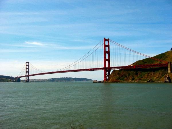 The Bridge by voyger1010