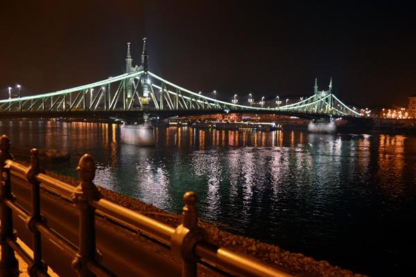 Freedom Bridge. by Laslo