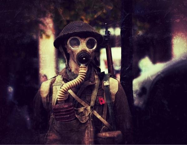Soldier by victorburnside