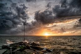 Elmore sunset