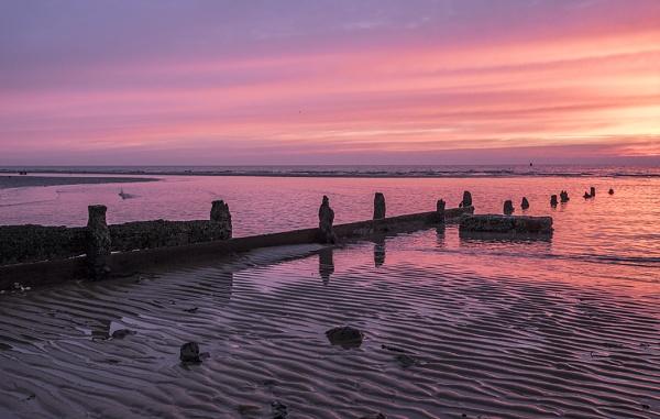 An Amazing Sunrise by MartinLeech