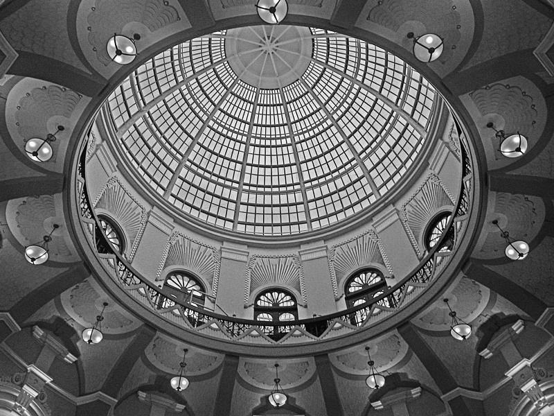 Winter Gardens dome