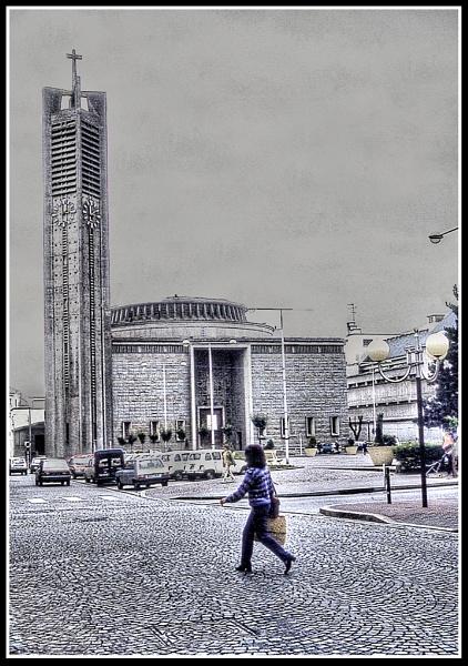 Notre Dame De Victoire-Lorient by jcolind