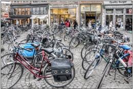 Now, where did I park my bike?