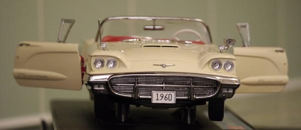 1960 ford thunderbird convertable by sparrowhawk