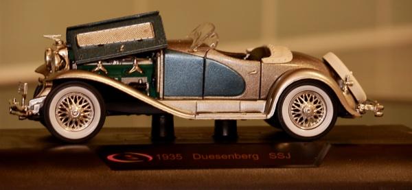 1935 DUESENBERG SSj by sparrowhawk