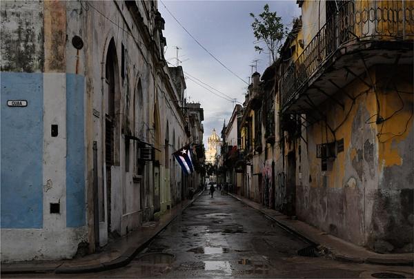 Museum of the Revolution - Havana by SkySkape