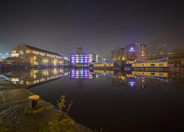 Victoria Quays, Sheffield by matrix45