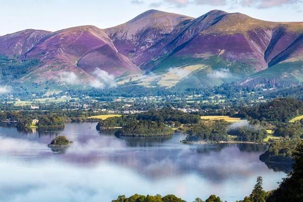 View from Surprise View near Derwentwater by Phil_Bird