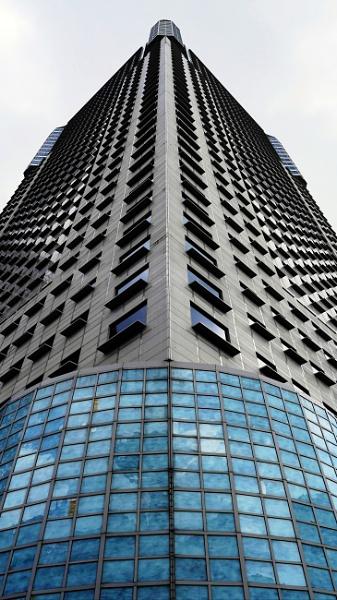 Millenia Tower, 1 by StevenBest