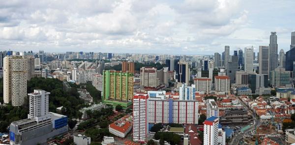 A Singapore View by StevenBest