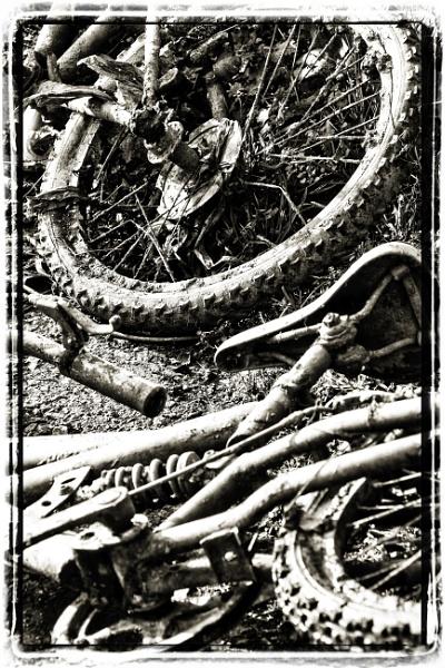 Bye Bye Bikes. by RLF