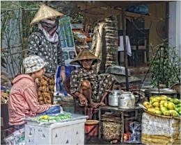 Veitnam Market