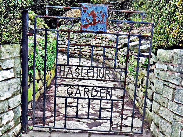 Rusty Gate by Gypsyman