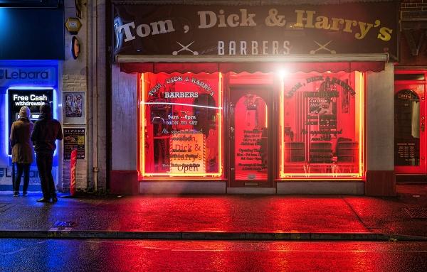 Tom, Dick & Harry\'s by MartinWait