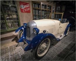 1929 Austin 7 Swallow