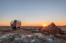 Dungeness Dawn by carper123