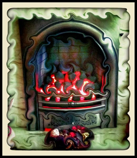 FLAME. by kojack